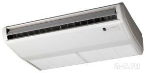 Таванен климатик Mitsubishi Heavy,модел: FDEN140VF/FDC140VN(S)X-0