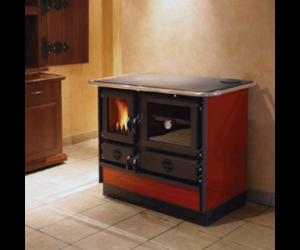 Печка с водна риза на дърва и въглища, модел: Thermo Magnum-0