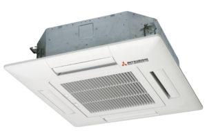 Касетъчен инверторен климатик Mitsubishi Heavy Industries,модел: FDTC25VF / SRC25ZMX-S-0
