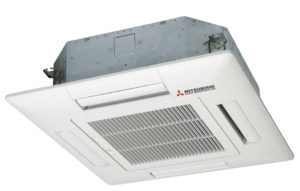 Касетъчен инверторен климатик Mitsubishi Heavy Industries,модел: FDTC40VF / SRC40ZMX-S -0