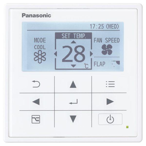 Термопомпа Panasonic Aquarea HIGH PERFORMANCE KIT-WC16H9E8 (16 kW - 400V)-4124