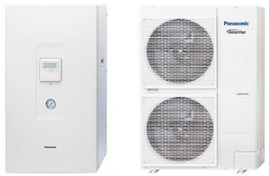 Високотемпературна Panasonic Aquarea HT KIT-WHF12F3E5 (12 kW)-0