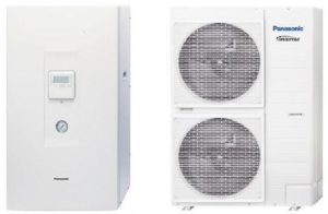 Високотемпературна Panasonic Aquarea HT KIT-WHF12F9E8 (12 kW - 400V)-0
