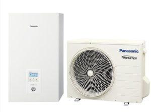 Термопомпа Panasonic Aquarea HIGH PERFORMANCE KIT-WC03H3E5 (3 kW)-0