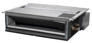 Канален климатик DAIKIN, модел: FDXM25F3/RXM25M9 BLUEVOLUTION-0