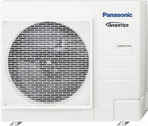 Термопомпа Panasonic Aquarea ALL IN ONE H GENERATION High Performance KIT-ADC9HE8 (9 kW - 400V)-0