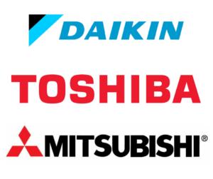 Термопомпи втора употреба Въздух-вода Daikin,Mitsubishi,Toshiba-0