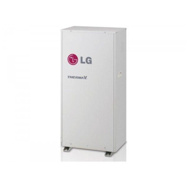 Високотемпературна термопомпа LG Therma V само отопление HU161H/HN1610H (16 kW - 220 V)-0