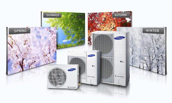 Термопомпа Samsung за отопление и охлаждане AE160JNYDEH / AE120JXEDEH (12 kW)-4275