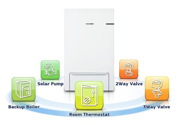 Термопомпа Samsung за отопление и охлаждане AE160JNYDEH / AE120JXEDEH (12 kW)-4274