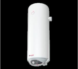 Бойлер Елдом Еврика, вертикален 80 Емайлиран 2х1200W,Сух нагревател,малък диаметър,модел:WV08039DA-0