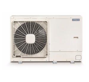 Моноблок Hitachi YUTAKI M 3V (230V) 7.5 kW-0