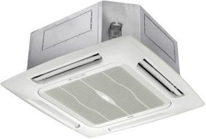 Касетъчен климатик AUX,модел:ALCA-H24/4DR1H-0